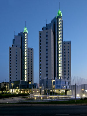 Piazza Drago Towers